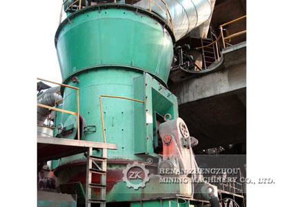 Coal Powder Making Project of Ningxia Province