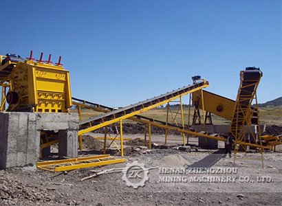 1000 TPD Stone Crushing Plant Project in Tanzania