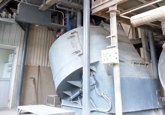 New granulator ZKZL(T)-08 for Malaysia