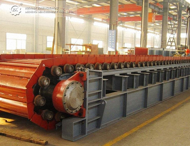 Installation Requirements for Apron Conveyor