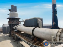 Causes and Treatment of Negative Pressure Fluctuations in Rotary Kiln Head