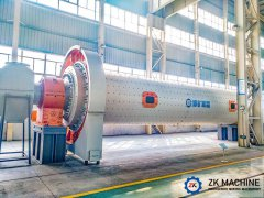 Factors affecting the Roughness of the Finished Material of Ball Mill
